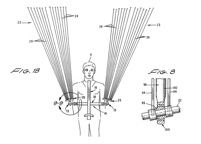 David Copperfield's Flying Illusion Revealed or how to protect your invention?