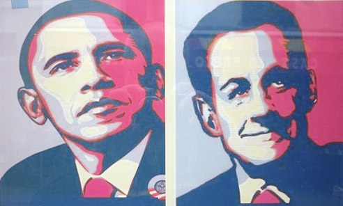 Innovation Ouverte : Obama vs Sarkozy
