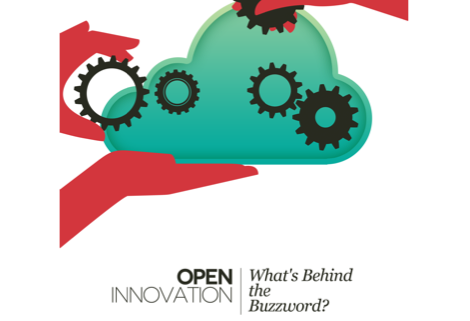 Open Innovation - What's behind the buzz word ?