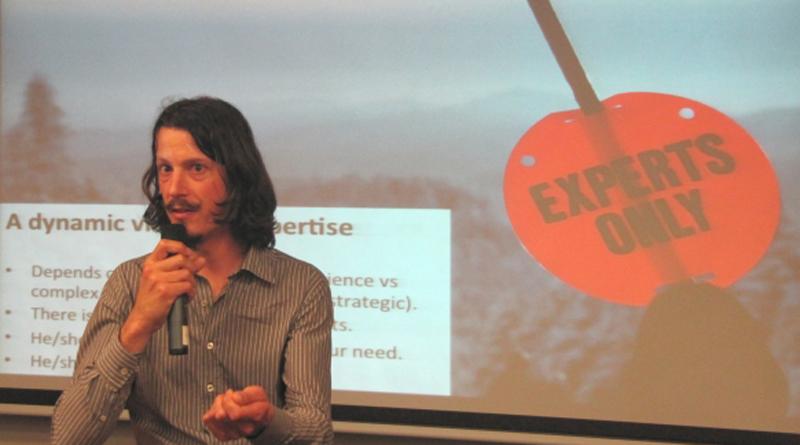 (Français) De l'expertise à la méta-expertise: savoir mobiliser les meilleurs experts pour continuer à innover