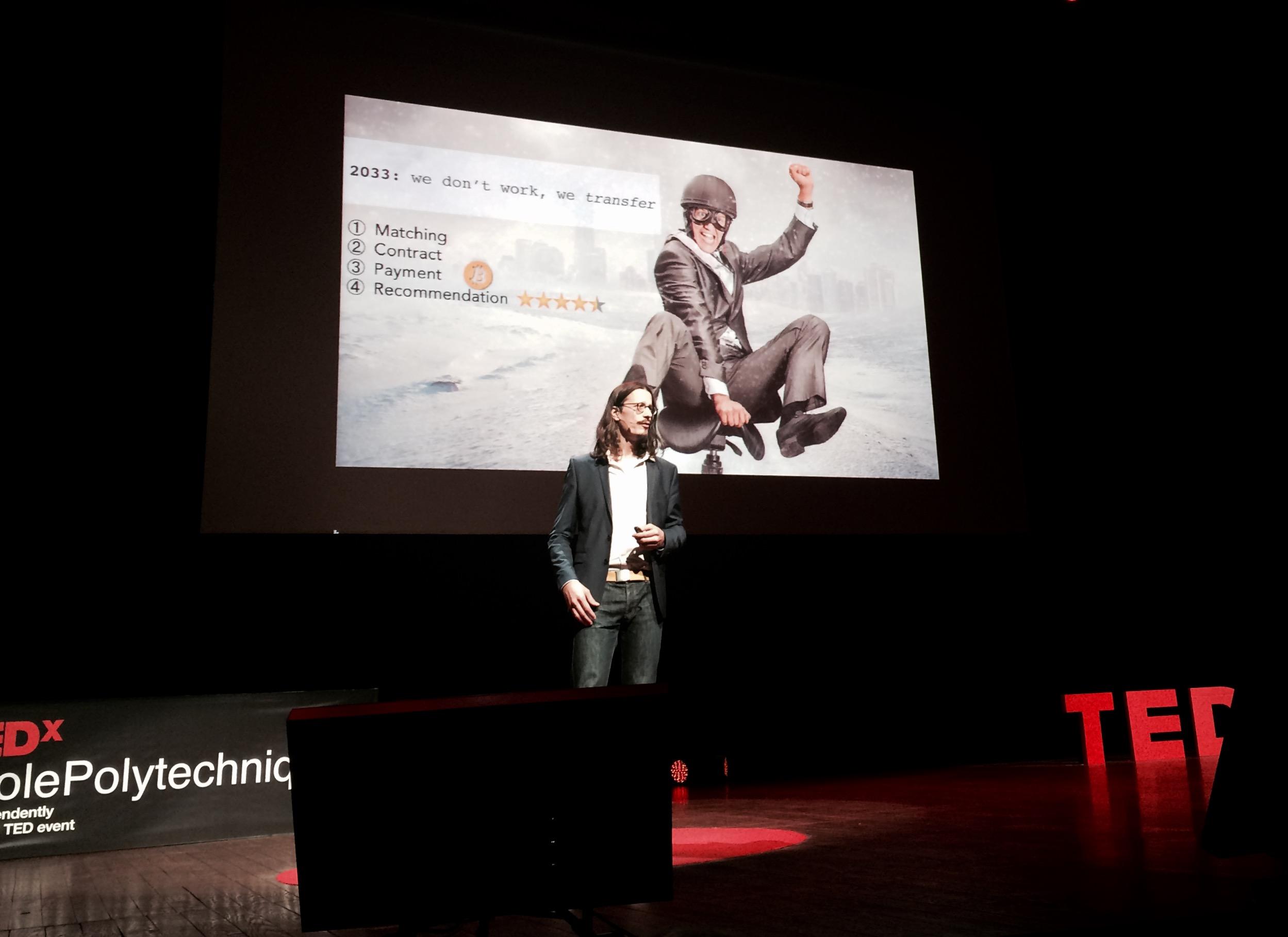 Albert Meige - TED Polytechnique