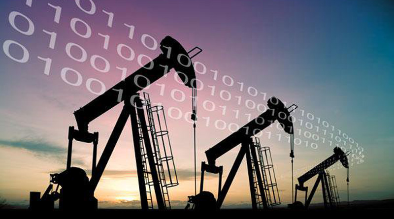 digital transformation oil gas heavy industry