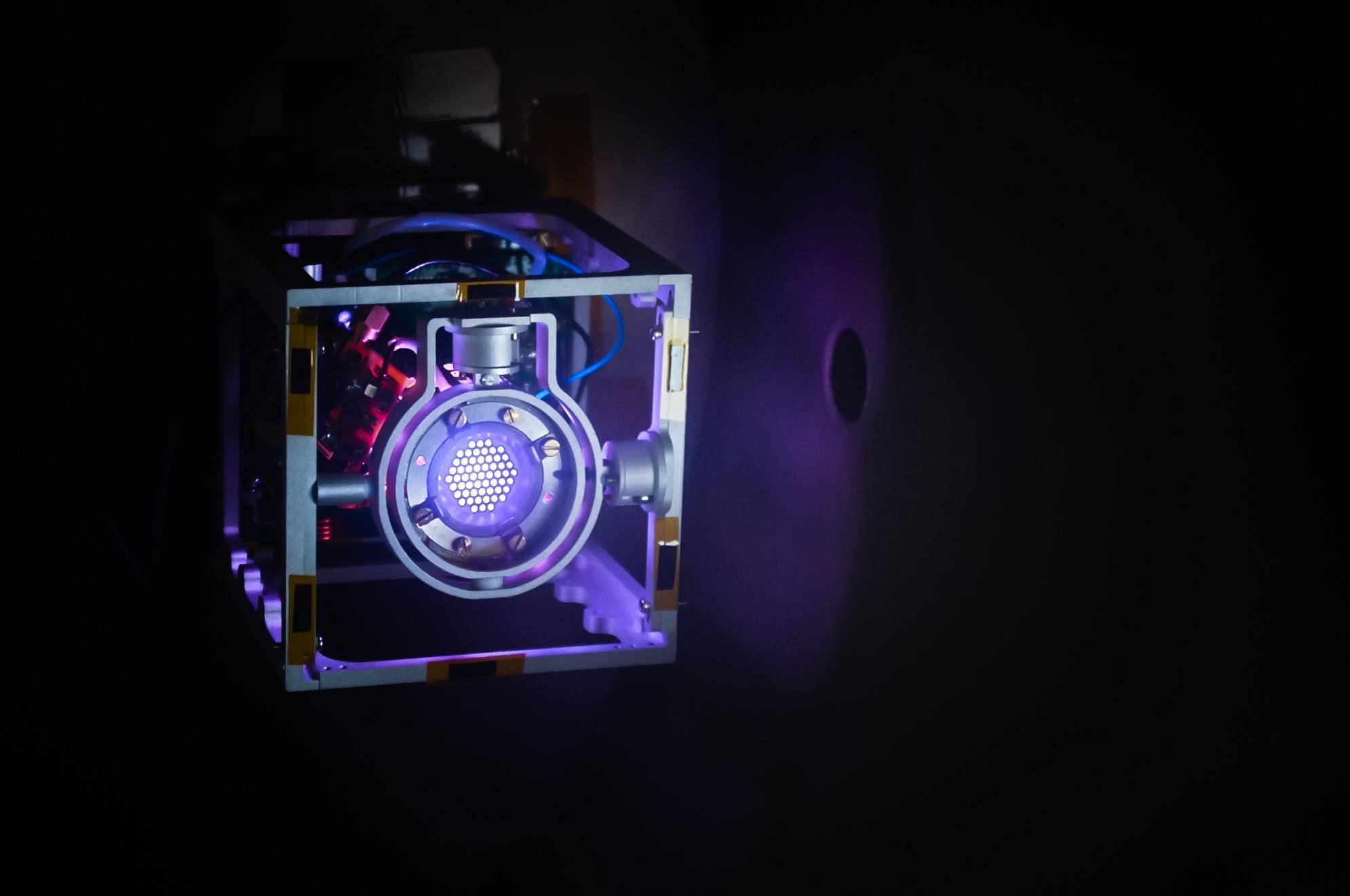 ThrustMe: la startup de l'X qui révolutionne le spatial