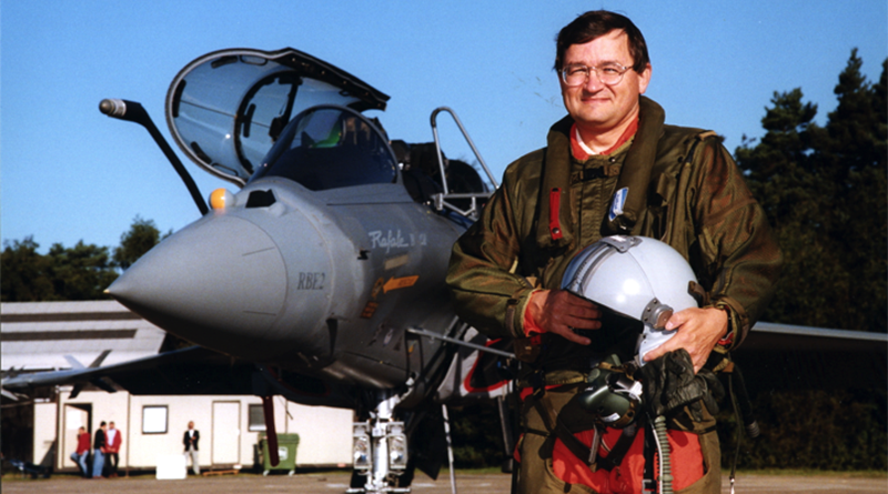(English) Interview with Philippe Perrier former Programs Director for the Rafale and Fellow at Presans
