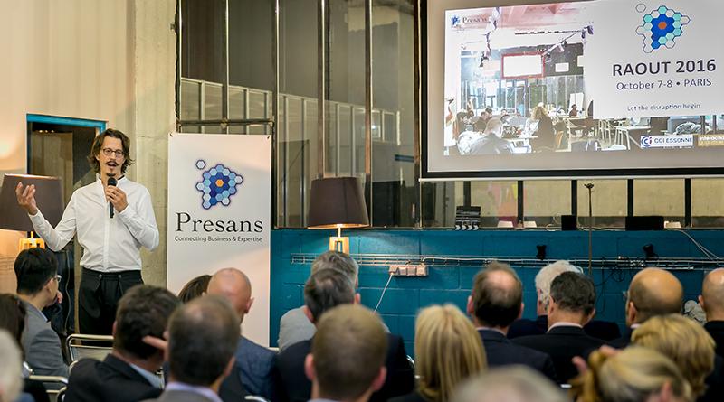 Raout Talks 2016: disruption across the spectrum
