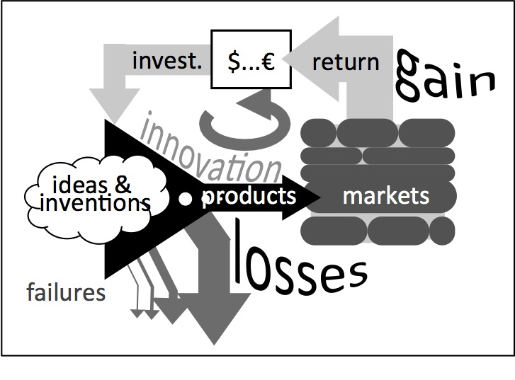 Innovation Cycle and Risk Management