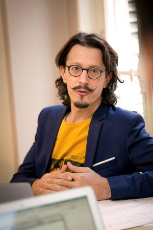 Entretien avec Albert Meige, CEO et Enchanteur @ Presans