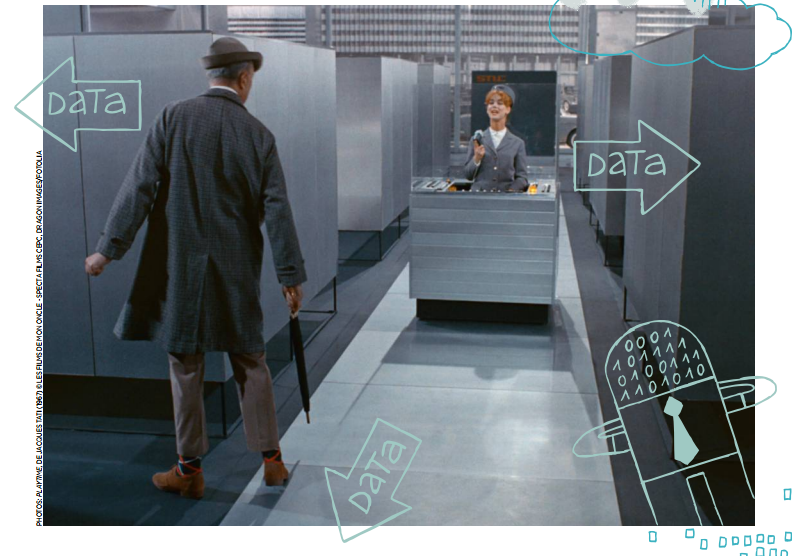 (Français) Le futur de l'entreprise dans la revue Management