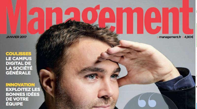 Le futur de l'entreprise dans la revue Management