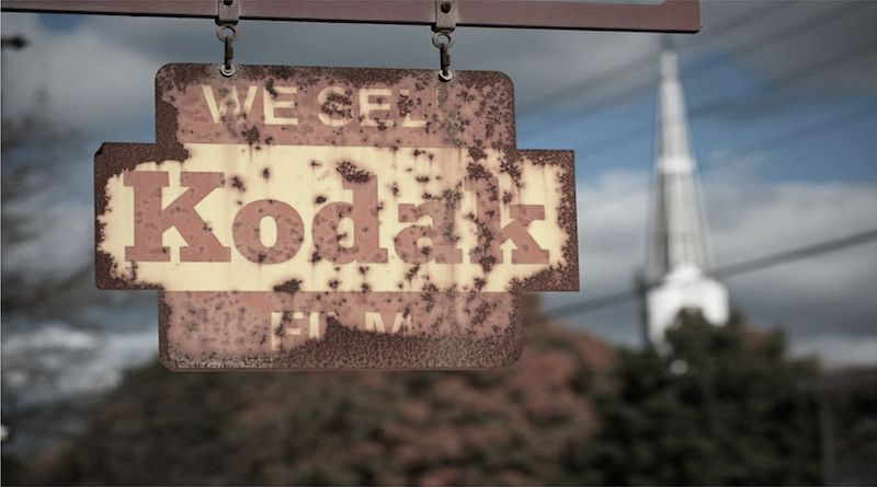 Kodak: the memory merchant that became a memory