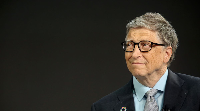 Bill Gates, Hero of Capitalism and of Human Progress