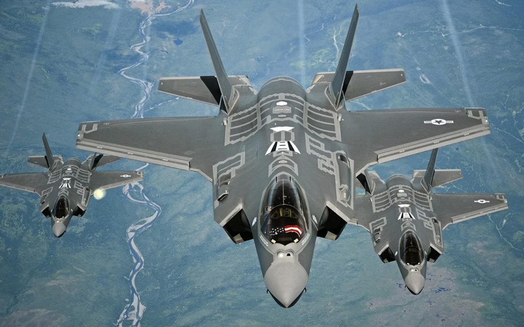 DARPA, the F-35, and the return of Russia: in a world of new conflicts, technological leadership requires open organization