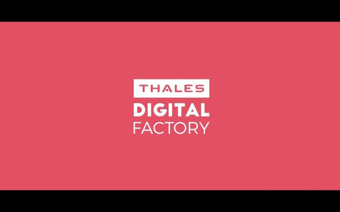 Open Organization of the month: Thales Digital Factory