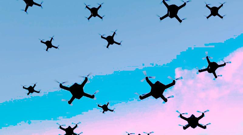 L' Âge des Drones commence